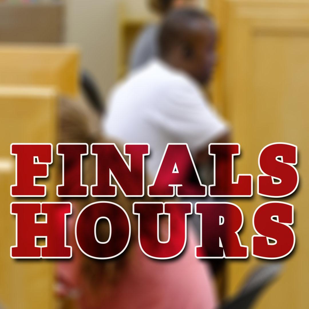 Finals Hours
