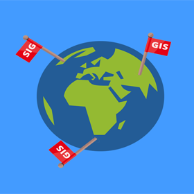 GIS is everywhere: highlighting the Libraries' GIS resources